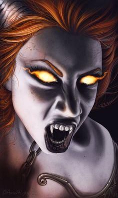 Demon by Anna Rigby