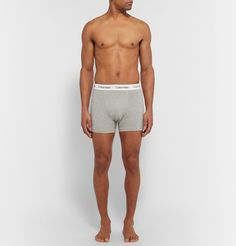 CALVIN KLEIN UNDERWEAR THREE. #calvinkleinunderwear #cloth