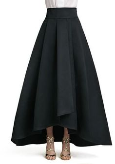 St. John Collection Duchesse Origami Ruffle Gown Skirt ` ` ` ` ` This is an affiliate link. If you click the link and make a purchase, I will recieve a small commission. However the cost of the item(s) is the same for you.