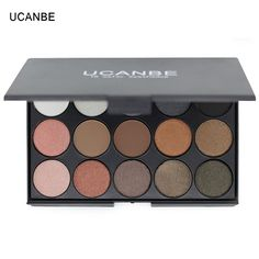 Check out our Newest Arrivals!  UCANBE Brand Eye ...   http://www.homegoodsgalore.com/products/ucanbe-brand-eye-makeup-set-15-earth-color-matte-pigment-eyeshadow-palette-cosmetic-shimmer-eye-shadow-make-up-kit?utm_campaign=social_autopilot&utm_source=pin&utm_medium=pin