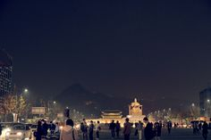 #seoul #places #destination #travel #photography #night