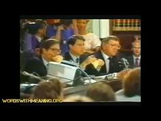 The PMRC Hearing (Full) - Tipper Gore VS. Explicit Content. Feat Dee Sni...