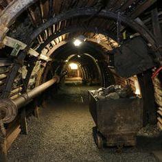 Belgique - Sites miniers majeurs de Wallonie