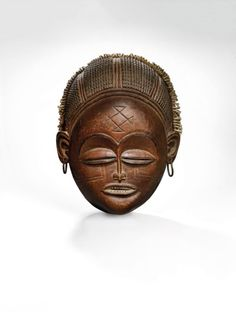 African Art, Lion Sculpture, Skull, Statue, Paris 11, Wood, Female Mask, Universe, Woodwind Instrument
