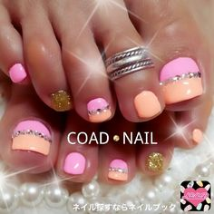 Great idea, great colors, I have and wear several toe rings.