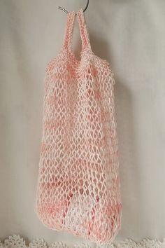 Ravelry: Garnomeras Fruktkasse pattern by Maria Samuelsson Diy Crochet, Crochet Top, Crochet Bags, Textiles, Ravelry, Applique, Pattern, How To Make, Crafts