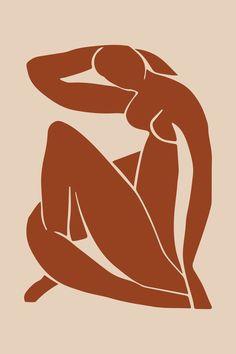 Grand Art Mural, Art Et Illustration, Colorful Wall Art, Henri Matisse, Matisse Art, Art Moderne, Grafik Design, Simple Art, Abstract Expressionism
