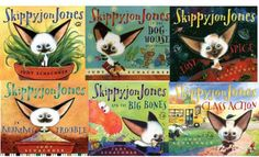 Skippyjon Jones books...so fun!!