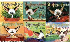 Skippyjon Jones books...so fun!!    My kids love these books!