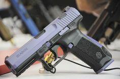 CANIK 55 TP-series semi-automatic pistols