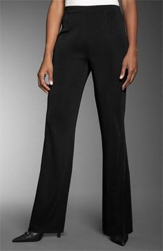 Exclusively Misook Bootcut Knit Pants (Petite) no longer available - best traveling pants ever but instead, now they are making a version with the usual bells and whistles nobody needs or wants (phoney pockets,unnecessary belt loops,and a zip fly). When will successful big designers return to the formula that works - LESS IS MORE, folks. Keep it simple! People will buy this stuff but it's not because they love it - it's because you offer nothing else.