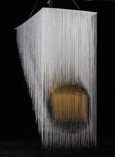Olga de Amaral, 'Bruma P,' 2014, Galerie Agnès Monplaisir