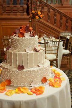 Wedding cake, photo courtesy Cristina Hajosi