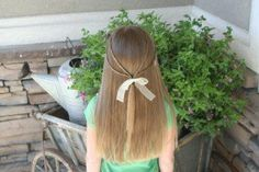 Bohemian Braids (back) and more Hairstyles from CuteGirlsHairstyles.com
