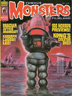 Famous Monsters of Filmland 123