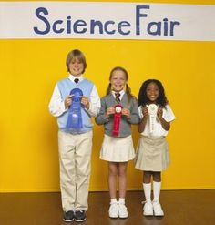 Quick easy science fair projects