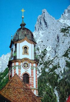 Germany ~ Mittenwald | Flickr Repinned by www.mygrowingtraditions.com