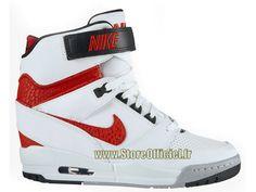 Officiel Nike Basket Revolution Sky Hi GS Chaussures Montante Nike Pas Cher Pour…