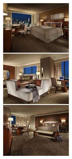 Luxury Bedrooms - Mandalay Bay Hotel Las Vegas