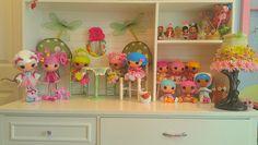 Sew sweet display. by ShannyBannany, via Flickr #Lalaloopsy