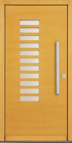 Trend Serie Waldland Moderne Fenster und Haust ren aus Holz Holz
