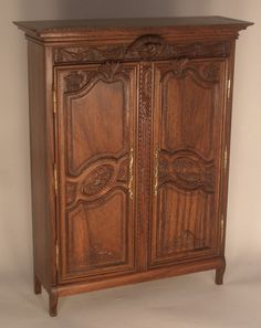 French Armoire by Rohit's