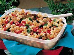 Speedway Pasta Salad Recipe from Betty Crocker