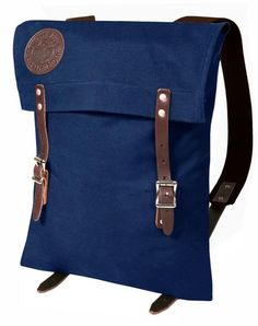 Child's Pack - Backpack - Packs - Kids Gear - Outdoor Gear :: Duluth Pack :: Made in the USA :: Quality leather and canvas luggage, backpacks, camping, and outdoor gear,