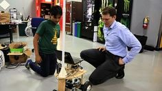 12-Year-Old Robotics Wiz 'Smarter Than Ph.Ds'