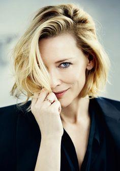 Cate Blanchett photoshoot for Rhapsody Magazine Dec 2016 CB. NO PUEDES SER MAS MISTERIOSA Y JERMOSA, ME HAS EMBRUJADO...VIC