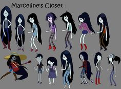 Most Marcys outfits