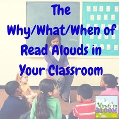 Read Alouds in Your Classroom