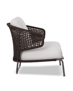 Aston Outdoor Chair by Minotti — ECC Lighting & Furniture