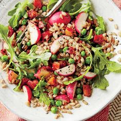 Our Best Side Dishes for Lamb   With Spring in the air, it's the perfect time to get into the kitchen and prepare lamb— an underestimated protein that's a favorite around the world. The delicate flavor and tenderness of lamb make it delicious dinner option that's even suitable for company during the holidays. Haven't tried it? You just need the right sides to serve it with. We have something for your table, whether that's an authentic Moroccan or Israeli dish, or pasta and Spring vegetables.