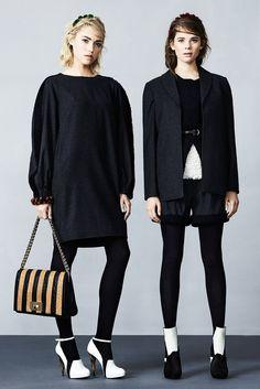 Fendi Pre-Fall 2012 Fashion Show