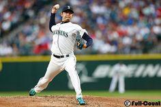【MLB】no hit no run ‼︎‼︎  Aug.12th. 2015
