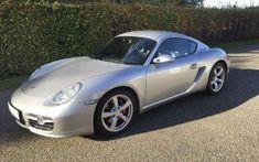 Porsche Cayman S Rent Nordjylland