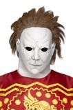 Michael Myers The Beginning Mask Mens Halloween Series Collectible Latex Costume Halloween Zombie, Zombie Cheerleader Costume, Cool Halloween Masks, Toy Story Halloween Costume, Halloween Film, Halloween Series, Halloween Costumes For Girls, Adult Halloween, Fairly Odd Parents Costume