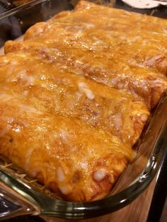 Low Carb Chicken Enchilada. EASY!