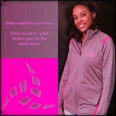 Portia loves the look you will too. Join in. #IAmShadowsAthletics