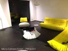 Micro Cement, Bean Bag Chair, Furniture, Home Decor, Decoration Home, Room Decor, Beanbag Chair, Home Furnishings, Home Interior Design