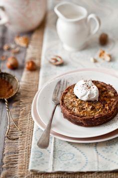 pistachio, hazelnut, walnut + cocoa tartelettes • tartelette