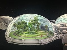biodome on mars - Google Search