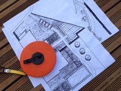 travail sur un chantier pour un jardin  http://www.unpeu-beaucoup.com/
