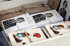 Handmade Zines Pack of 3 by doublethinkdesign on Etsy, $5.00