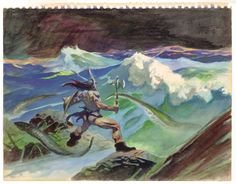 Illustration for article titled Get Ready To Appreciate The Fantasy Art of Frank Frazetta on a Whole New Level! Frank Frazetta, Comic Art, Fantasy, Sketches, Illustration, Drawings, Fantasy Art, Oil Painting Abstract, Art