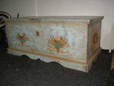 An old box