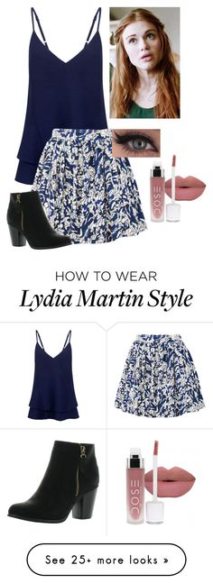 """""""Untitled #144"""" by hannah-faith1 on Polyvore featuring C/MEO COLLECTIVE, Elle Sasson and Reneeze"""