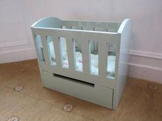 First build! Olivias doll crib