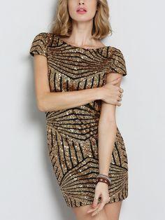 83f9be86030d088110921119b12476cd--gold-shorts-cap-sleeves.jpg e2376528038d